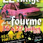 Rallye de la Fourme d'Ambert 2014