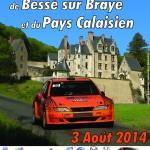 Rallye de Bessé sur Braye 2014