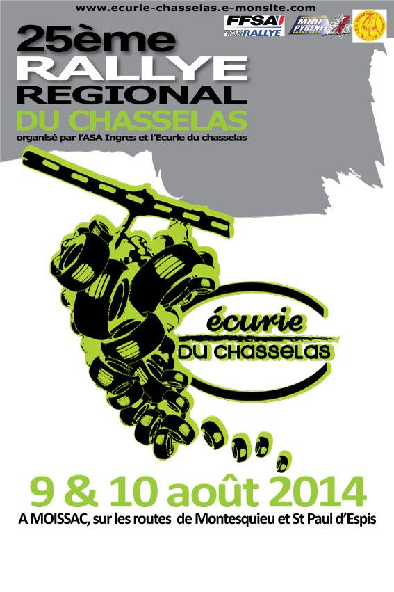 Direct Rallye Chasselas 2014