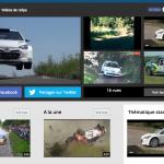 Une Web TV pour Rallye Sport