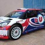 Les DS3 WRC du Rouergue