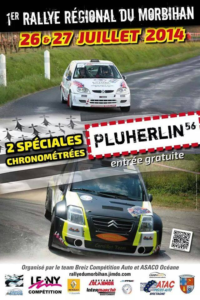Classement Rallye Final Morbihan 2014