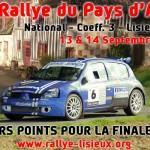 Rallye du Pays d'Auge 2014