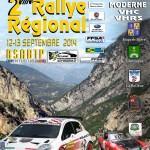 Rallye de la Vésubie 2014