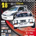 Rallye du Pays de Fayence 2014