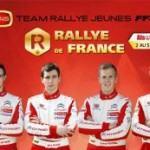 Camilli et Rossel en DS3 R3 pour l'Alsace