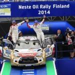Classement Pronostics Rallye de Finlande 2014