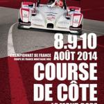 Course de côte du Mont-Dore 2014