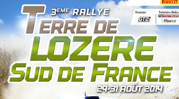 Direct Rallye Terre de Lozere 2014