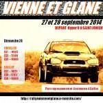 Rallye Vienne et Glane 2014