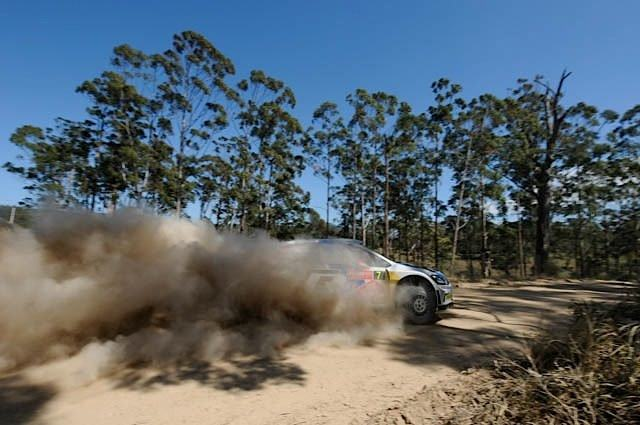 Pronostics Rallye Australie 2014
