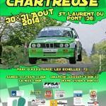 Rallye de la Chartreuse 2014
