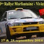 Rallye de Morfontaine 2014