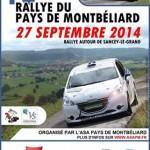Rallye du Pays de Montbéliard 2014