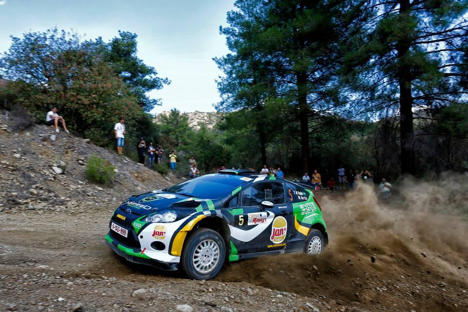 Classement Final Rallye Chypre 2014