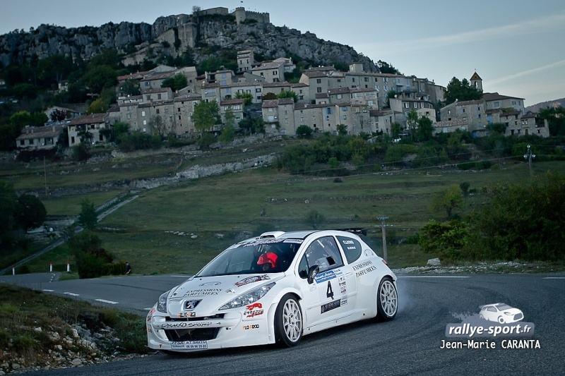 Classement Final Rallye Pays de Fayence 2014
