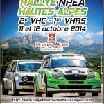 Rallye des Hautes Alpes 2014