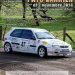 Rallye du Pays Vannier 2014