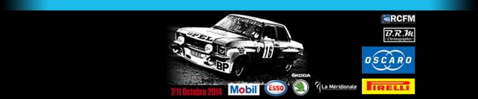 Tour de Corse Historique 2014 Octobre