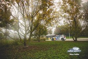 Photos du rallye de France Alsace