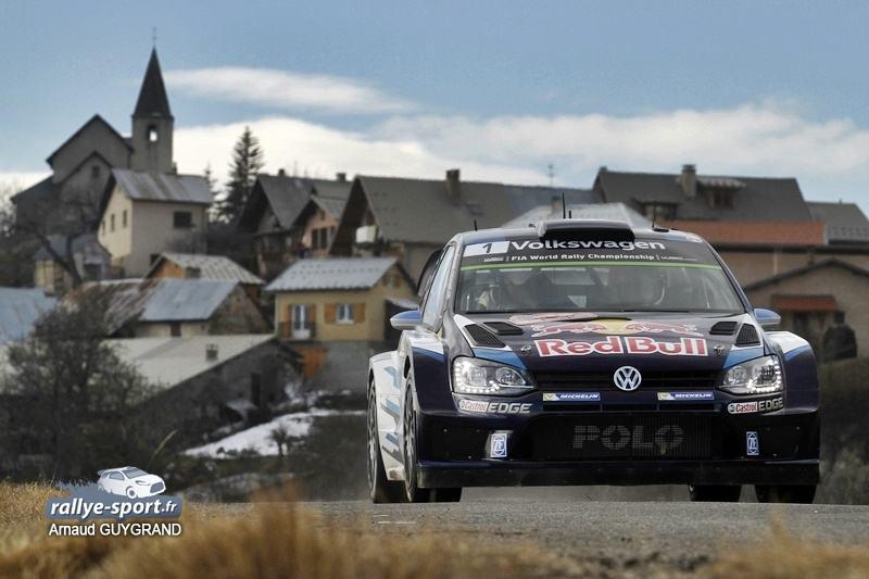 Classement Final Rallye Monte-Carlo 2015