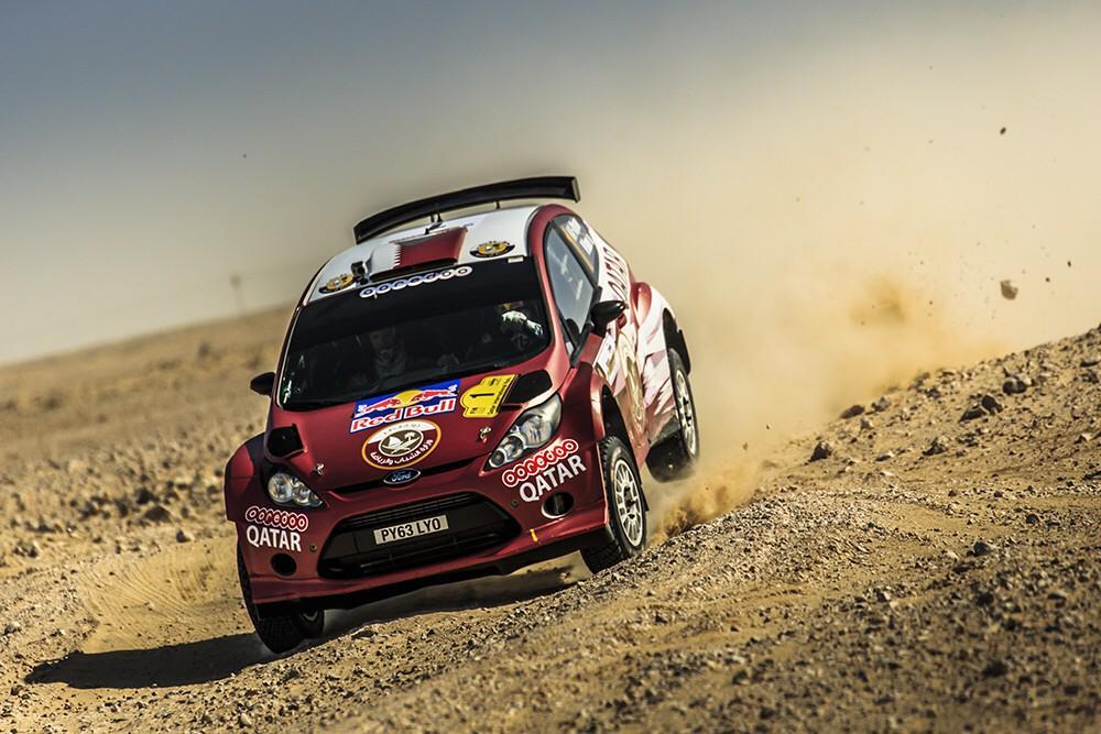 Al-Attiyah-Qatar Rally