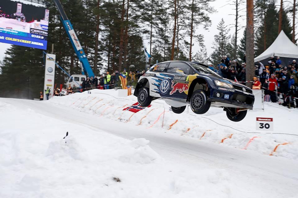 Classement Pronostics Rallye Suede 2015