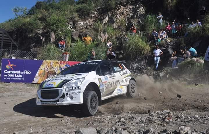 Classement Rallye San Luis Argentine 2015