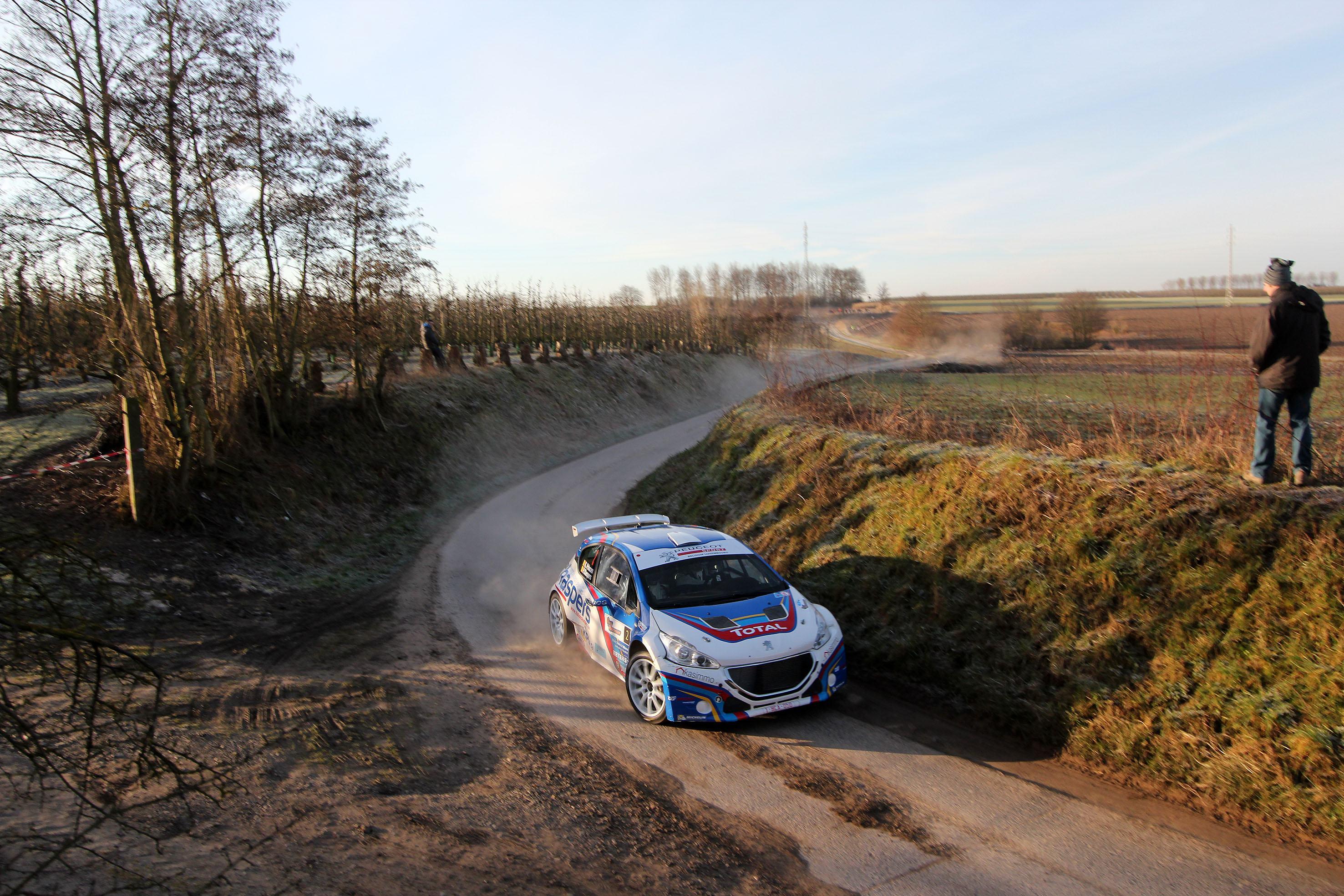 Classement Rallye Van Haspengouw 2015