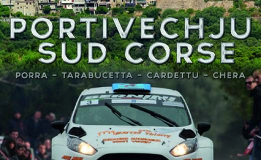 Direct Rallye Portivejchu Sud Corse 2016