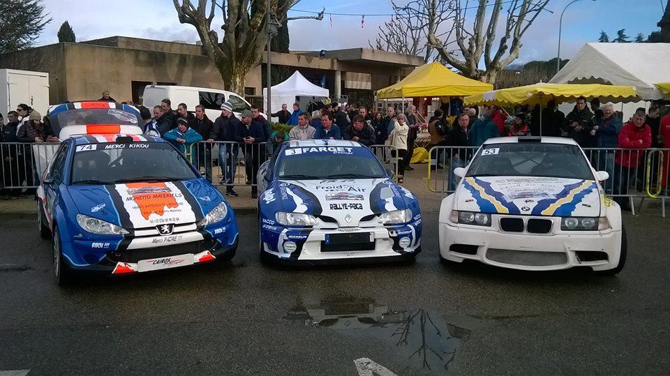 Classement Final Rallye Vaison 2015