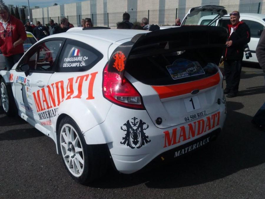 Classement Rallye Haute Provence 2015