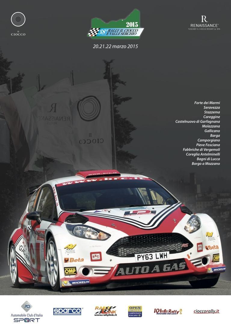 Rally Del Ciocco 2015