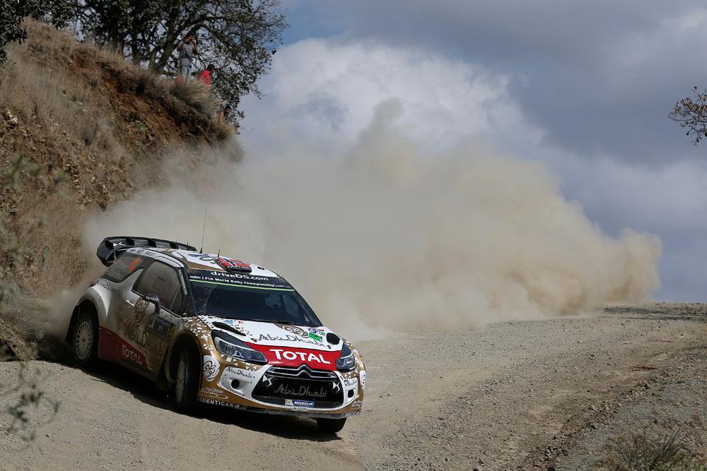 Evolution-DS3-WRC