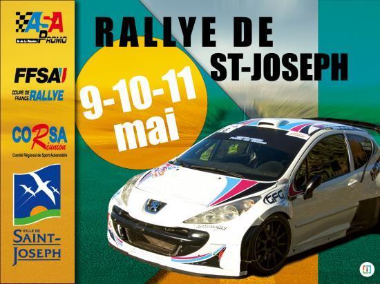 Rallye de Saint Joseph 2015