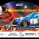 Rallye du Val Dadou 2015
