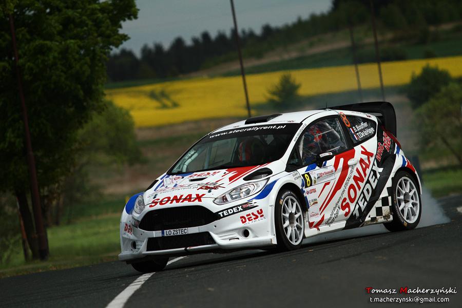 Classement Rallye Pologne