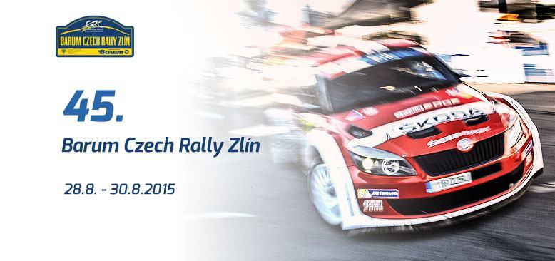 Barum Rally 2015
