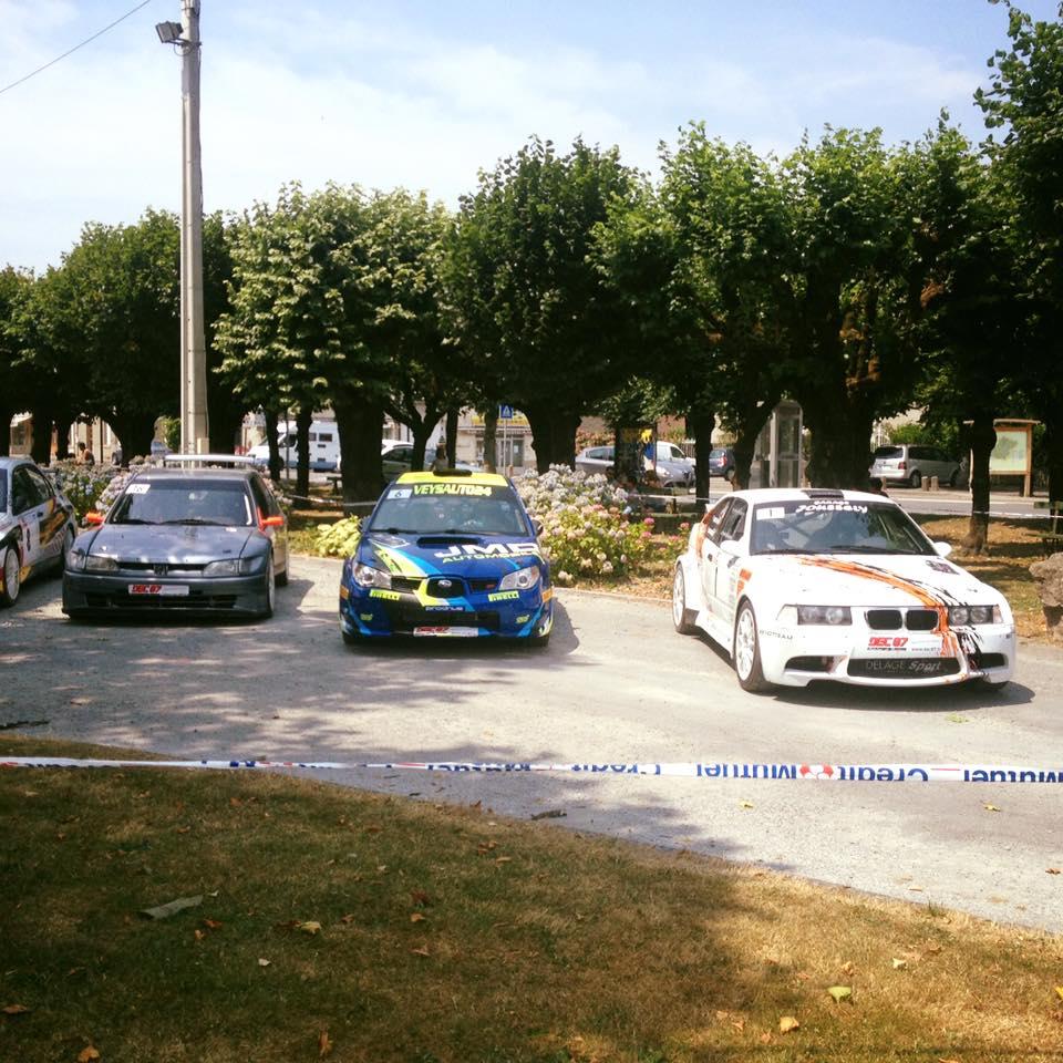 Classement Rallye St Sornin 2015