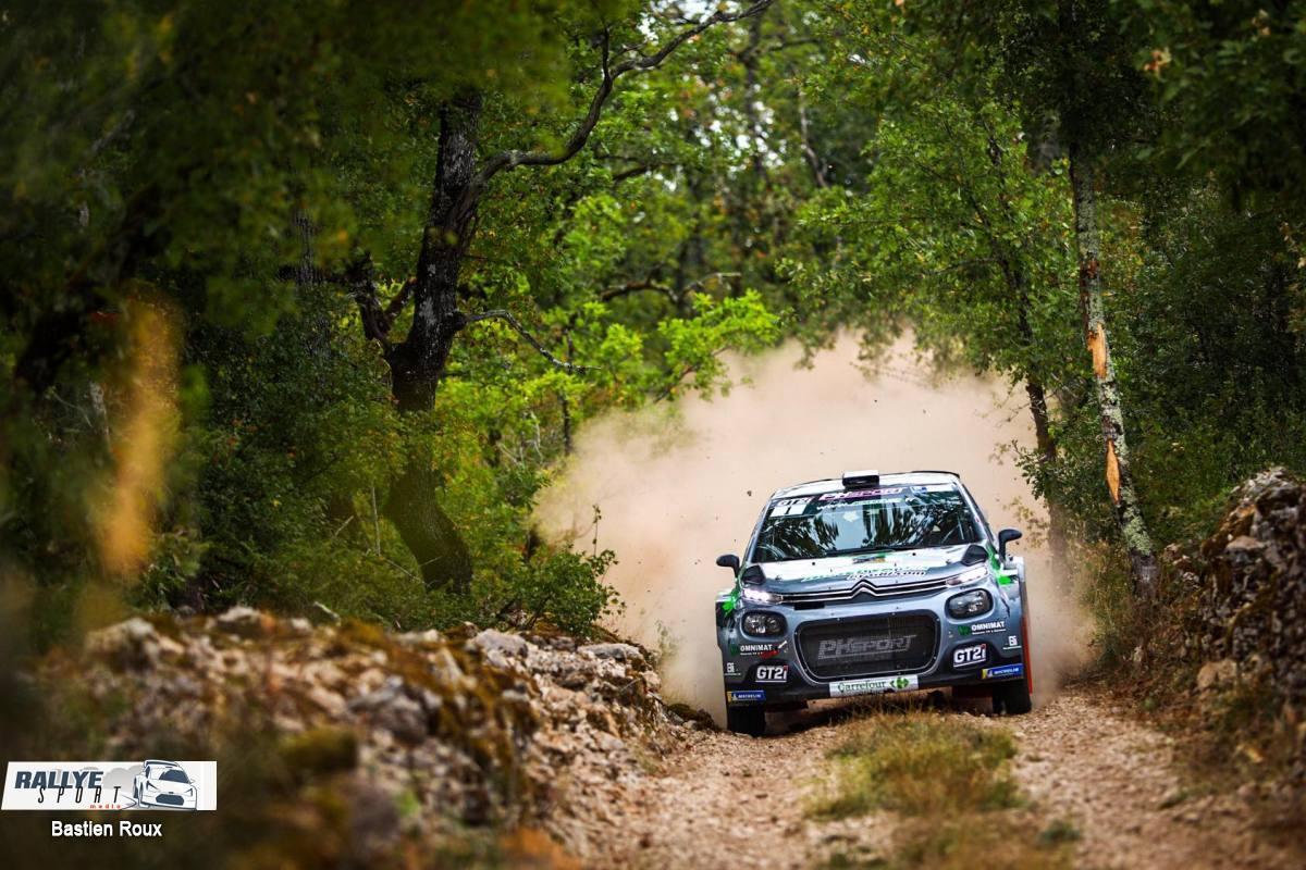 Calendrier Championnat de France des rallyes Terre 2020