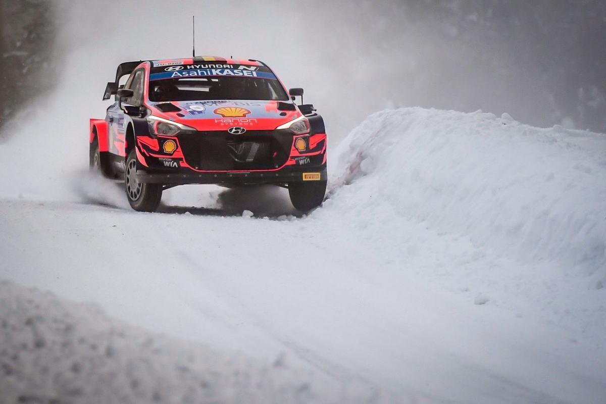 Classement ES1 Rallye Arctic 2021 - Rallye Sport
