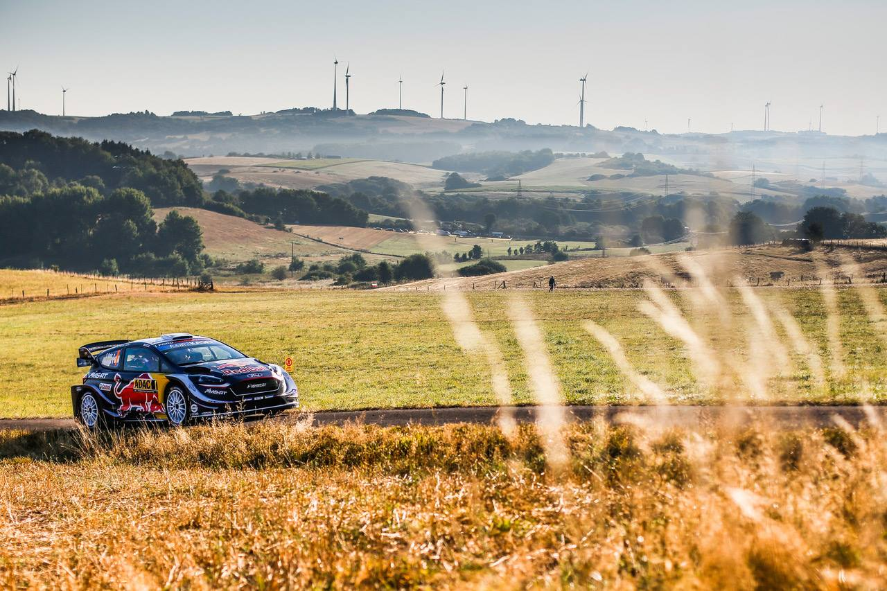 WRC RALLYE  D'ALLEMAGNE (ASPHALTE) du 16 au 19 août 2018 - Page 2 Ogier-Allemagne-2018-5