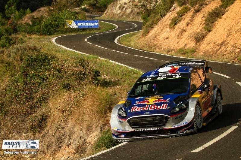 Rallye catalogne 2018