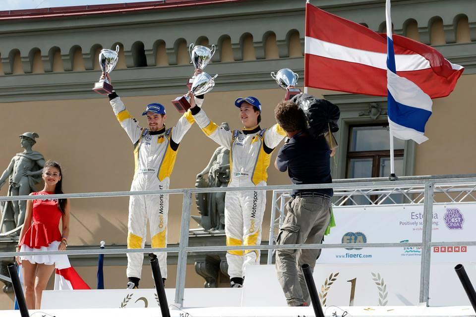 Opel champion Junior - Bergkvist