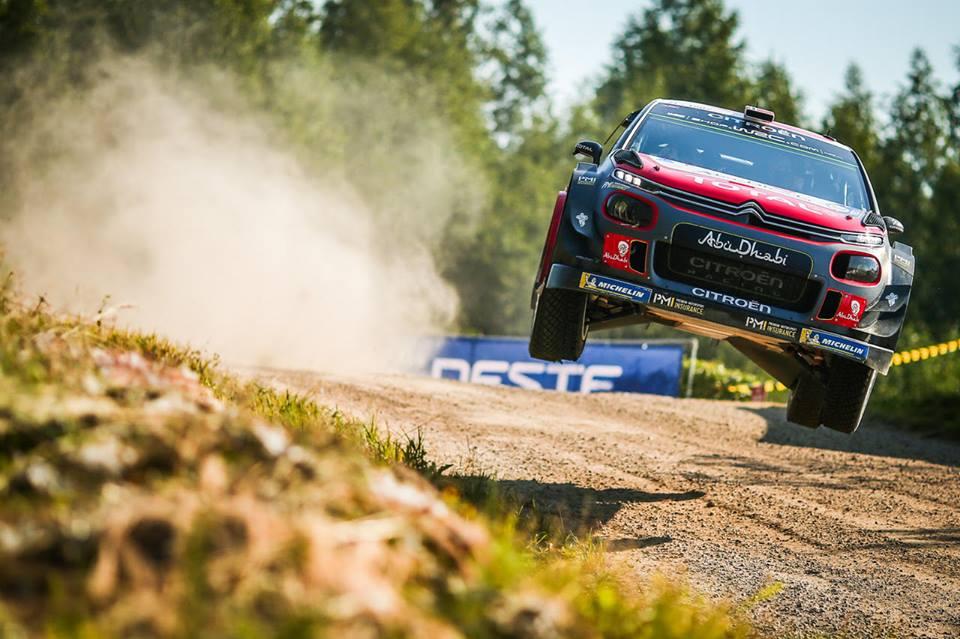 WRC RALLYE  DE FINLANDE (terre)26-29 Juillet  - Page 3 Ostberg-Finlande-2018-1