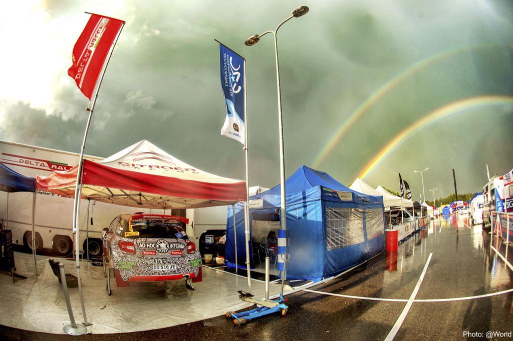 Qualifications Rallye d'Estonie 2015
