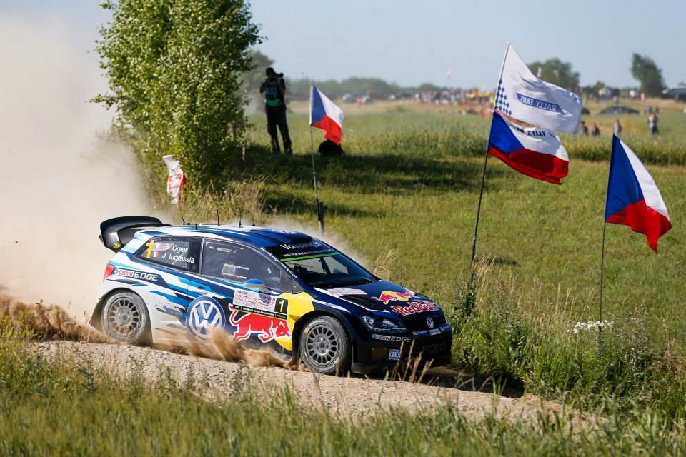 Rallye de Pologne 2016
