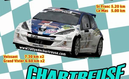 Rallye de la Chartreuse 2015