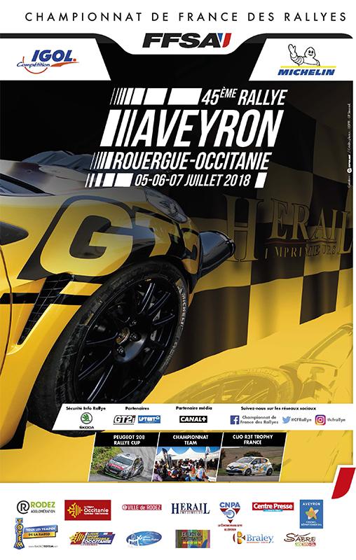 Rallye rouergue