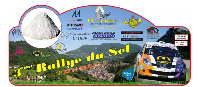Rallye du Sel 2015